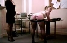 British spanking compilation