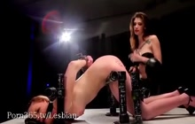 Bdsm session with sexsual young Slut