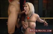 Asshole fake-dick sub Big-breasted blondie sweetheart