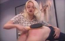 Spank that ass...