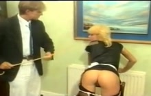 British maid punished by her boss