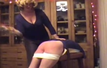 Dirty husband likes to be spanked